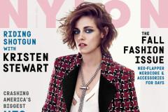 Kristen Stewart Covers September 2015 Nylon Magazine