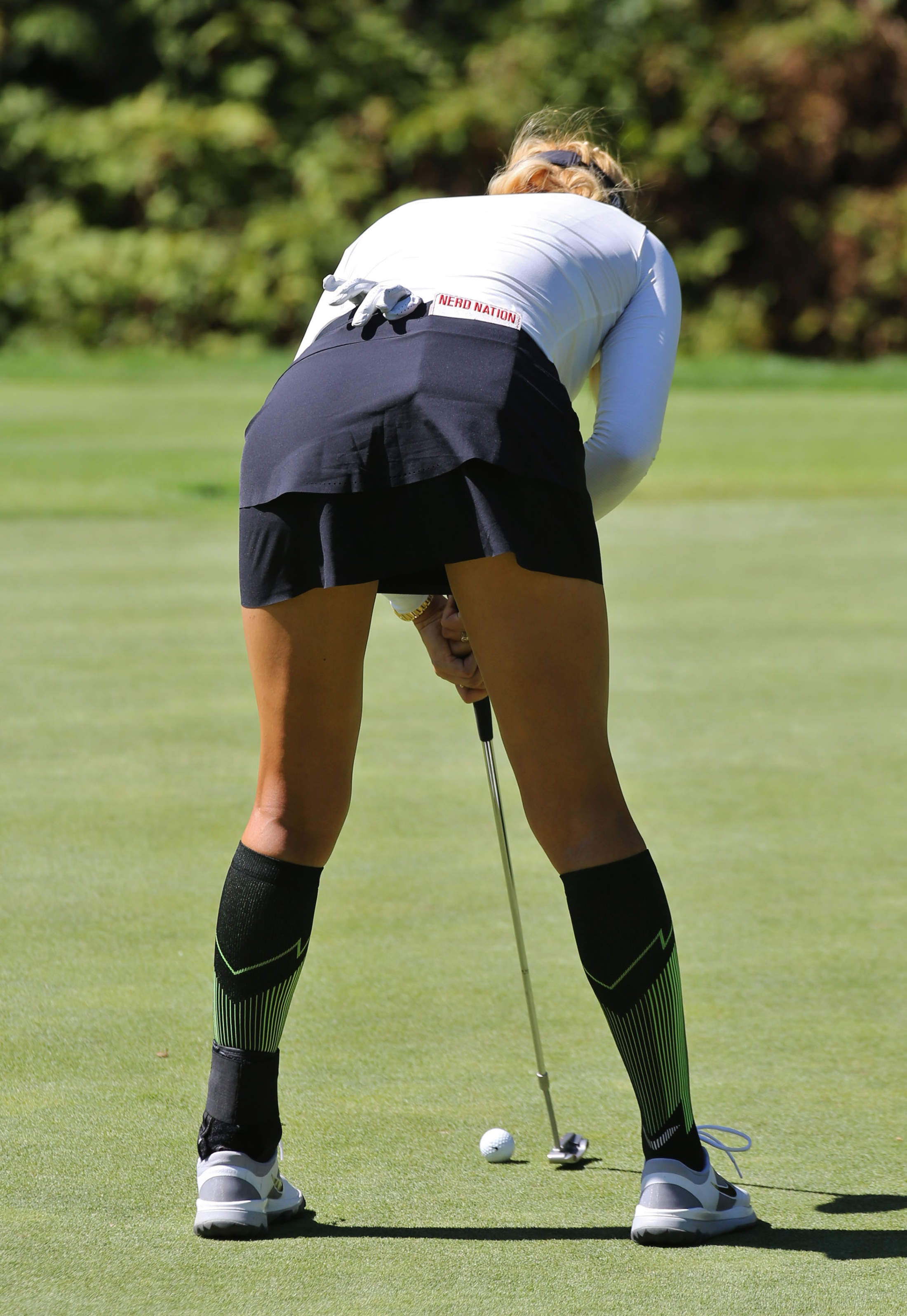 michelle wie how tall