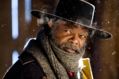 The Hateful Eight Trailer with Samuel L. Jackson