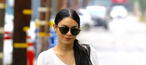 Vanessa Hudgens Picks Up Fresh Juice