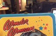 Laura Wonder Woman Lunchbox