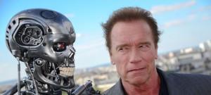 Arnold Schwarzenegger Terminatory Genisys