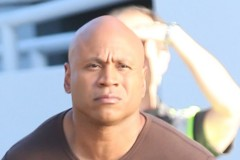 LL Cool J Weird HGH Face