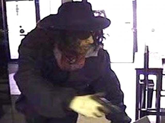 Supafly Bank Robber