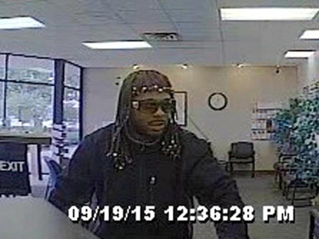 Rick James Bank Robber