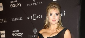 kate upton lopsided cleavage