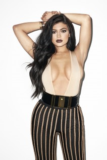 Kylie Jenner Poses for Terry Richardson in Galore Magazine