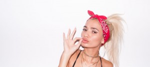 Pia Mia for Terry Richardson