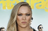 ronda rousey entourage premiere photo