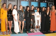 51837132 The 2015 MTV Video Music Awards held at Microsoft Theater  in Los Angeles, California on 8/31/15 The 2015 MTV Video Music Awards held at Microsoft Theater  in Los Angeles, California on 8/31/15 Gigi Hadid, Marta Hunt, Hailee Steinfeld, Cara Delevingne, Selena Gomez, Taylor Swift, Serayah, Mariska Hargitay, Lily Aldridge, Karlie Kloss FameFlynet, Inc - Beverly Hills, CA, USA - +1 (818) 307-4813