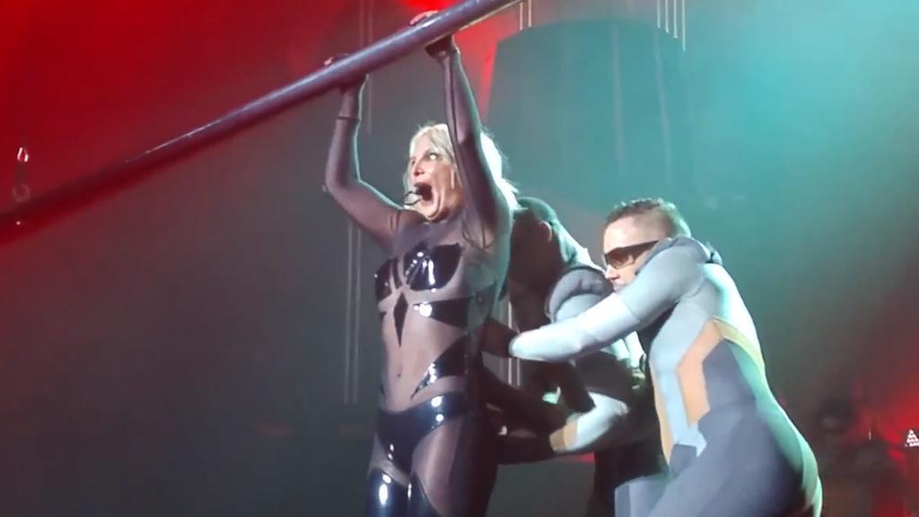 Britney spears unleashed britney bondage nude