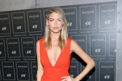 51884912 Celebrities attend the BALMAIN X H&M Collection Launch at 23 Wall Street on October 20, 2015 in New York City. Celebrities attend the BALMAIN X H&M Collection Launch at 23 Wall Street on October 20, 2015 in New York City. Pictured: Martha Hunt FameFlynet, Inc - Beverly Hills, CA, USA - +1 (818) 307-4813