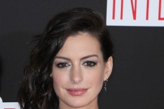51857538 Celebrities at the New York premiere of 'The Intern' at the Ziegfeld Theatre in New York City, New York on September 21, 2015. Celebrities at the New York premiere of 'The Intern' at the Ziegfeld Theatre in New York City, New York on September 21, 2015.   Pictured: Anne Hathaway FameFlynet, Inc - Beverly Hills, CA, USA - +1 (818) 307-4813 RESTRICTIONS APPLY: USA ONLY