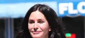 courteney cox plastic surgery face