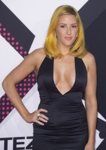 51888957 Celebrities attend the MTV EMA's 2015 at Mediolanum Forum on October 25, 2015 in Milan, Italy.  Celebrities attend the MTV EMA's 2015 at Mediolanum Forum on October 25, 2015 in Milan, Italy.  Pictured: Ellie Goulding FameFlynet, Inc - Beverly Hills, CA, USA - +1 (818) 307-4813 RESTRICTIONS APPLY: USA ONLY