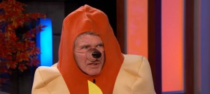 harrsion ford hot dog costume
