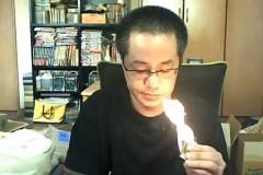 japanese livestreamer burns house down