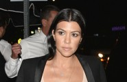 51875373 Reality star Kourtney Kardashian enjoys a night out in Los Angeles, California on October 9, 2015. It is being reported that Kourtney still isn't over her ex-partner Scott Disick and refuses to stop stalking his Instagram page. FameFlynet, Inc - Beverly Hills, CA, USA - +1 (818) 307-4813