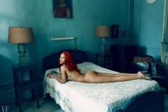 Rihanna Covers November 2015 Vanity Fair