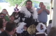 wedding groom ric flair