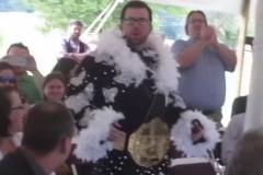 wedding groom ric flair