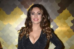51905648 Celebrities attend the Ping Pong restaurant launch and Christmas party, held at Ping Pong in London, England on November 11, 2015. Celebrities attend the Ping Pong restaurant launch and Christmas party, held at Ping Pong in London, England on November 11, 2015. Pictured: Kelly Brook FameFlynet, Inc - Beverly Hills, CA, USA - +1 (818) 307-4813 RESTRICTIONS APPLY: USA/CHINA ONLY