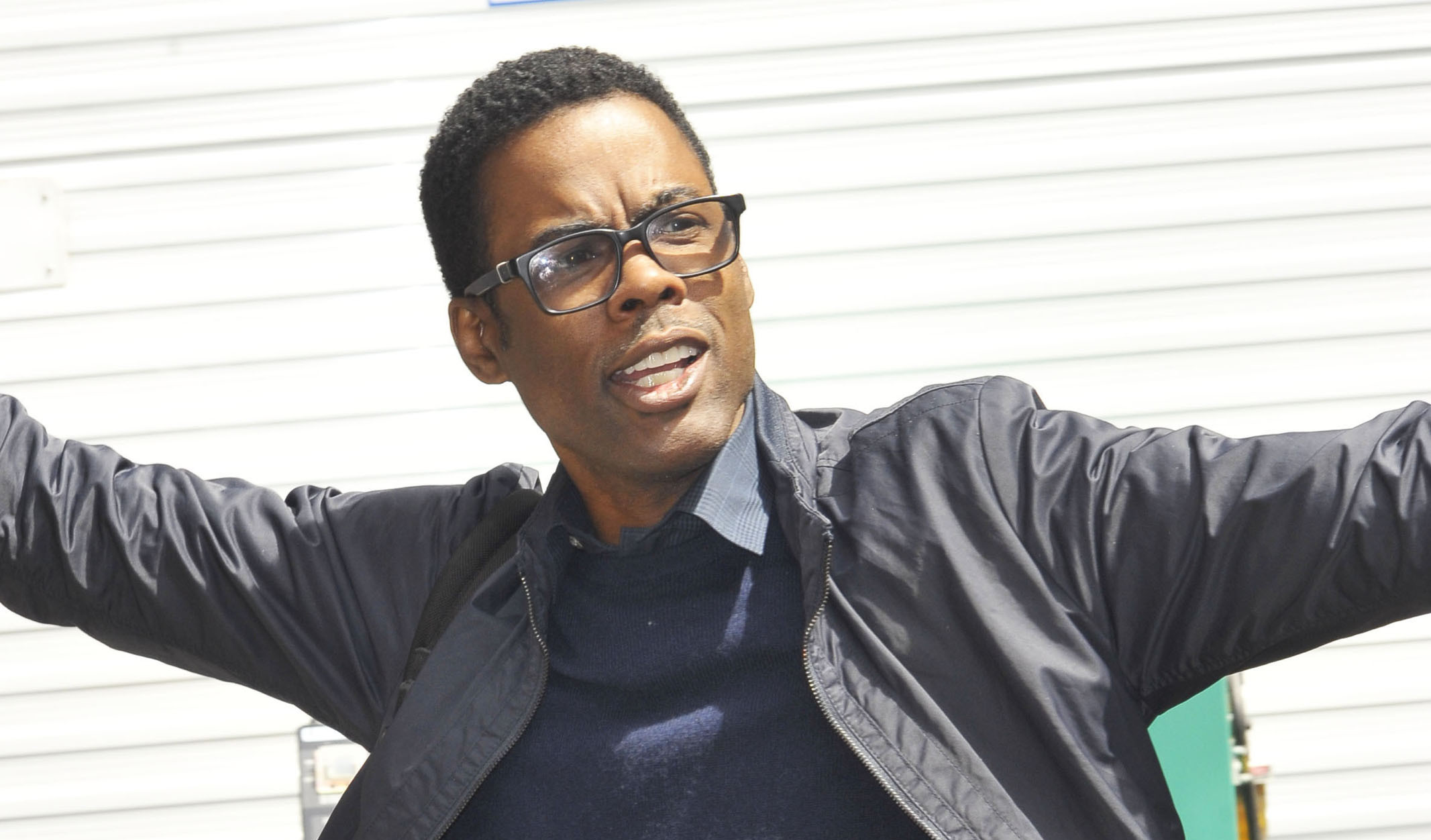 Chris Rock's Daughter has visitor visa