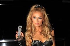 Paris Hilton Lazy Wonky Eye