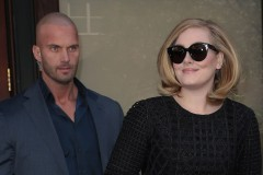 adele with bodyguard