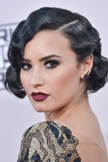 51915554 Celebrities attends the 2015 American Music Awards at Microsoft Theater on November 22, 2015 in Los Angeles, California. Celebrities attends the 2015 American Music Awards at Microsoft Theater on November 22, 2015 in Los Angeles, California.  Pictured: Demi Lovato FameFlynet, Inc - Beverly Hills, CA, USA - +1 (818) 307-4813 RESTRICTIONS APPLY: NO FRANCE