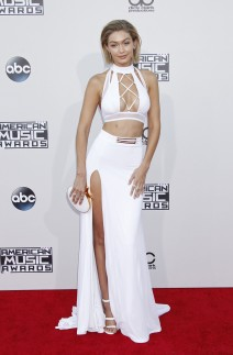 51916355 The 2015 American Music Awards held at The Microsoft Theater in Los Angeles, California on November 22, 2015.  The 2015 American Music Awards held at The Microsoft Theater in Los Angeles, California on November 22, 2015.  Pictured: Gigi Hadid FameFlynet, Inc - Beverly Hills, CA, USA - +1 (818) 307-4813