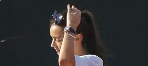 Miranda Kerr Leaving A Yoga Class