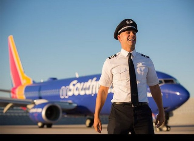 Southwest Airlines Captain