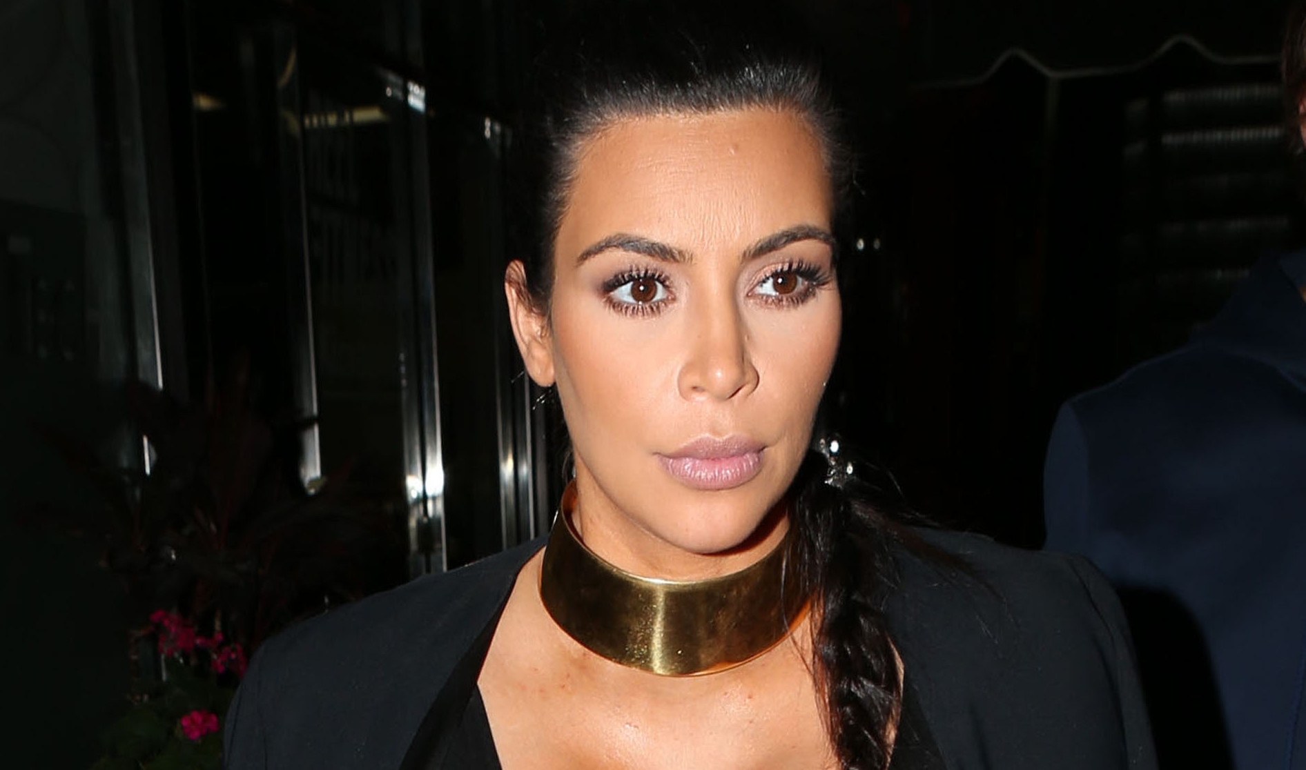 Kim Kardashian Ate Placenta To Avoid Depression?!