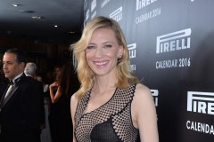 51919911 Celebrities attend the 2016 Pirelli Calendar cocktail reception & gala dinner on November 30, 2015 in London, England. Celebrities attend the 2016 Pirelli Calendar cocktail reception & gala dinner on November 30, 2015 in London, England. Pictured: Cate Blanchett FameFlynet, Inc - Beverly Hills, CA, USA - +1 (818) 307-4813 RESTRICTIONS APPLY: USA/AUSTRALIA ONLY