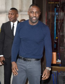 51918018 Idris Elba launches his new premium menswear AW15 collection 'Idris Elba + Superdry' on November 26, 2015 in London, England. FameFlynet, Inc - Beverly Hills, CA, USA - +1 (818) 307-4813 RESTRICTIONS APPLY: USA/CHINA ONLY