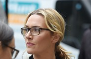 51905072 Actress Kate Winslet seen shopping at Fortnum & Mason while out and about in London, England on November 11, 2015. Kate was dressed smartly in a black blazer over a form fitted dress, black ankle boots and glasses. FameFlynet, Inc - Beverly Hills, CA, USA - +1 (818) 307-4813 RESTRICTIONS APPLY: USA/CHINA ONLY