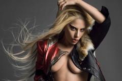 Lady Gaga, Billboard, December 2015