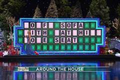 Vanna White Wheel of Fortune