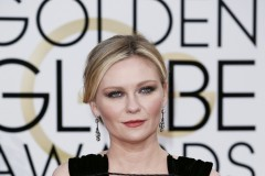 51944515 Celebrities arriving at the 73rd Annual Golden Globe Awards at The Beverly Hilton Hotel in Beverly Hills, California on January 10, 2016. Celebrities arriving at the 73rd Annual Golden Globe Awards at The Beverly Hilton Hotel in Beverly Hills, California on January 10, 2016. Pictured: Kirsten Dunst FameFlynet, Inc - Beverly Hills, CA, USA - +1 (310) 505-9876 RESTRICTIONS APPLY: USA ONLY