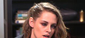 kristen stewart cross-eyed