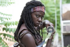 Danai Gurira Michonne Walking Dead