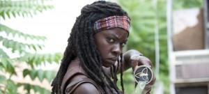 Danai Gurira Michonne Walking Dead
