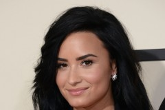 51971591 Celebrities arriving at the 58th Annual Grammy Awards at the Staples Center in Los Angeles, California on February 15, 2016. Celebrities arriving at the 58th Annual Grammy Awards at the Staples Center in Los Angeles, California on February 15, 2016.  Pictured: Demi Lovato FameFlynet, Inc - Beverly Hills, CA, USA - +1 (310) 505-9876 RESTRICTIONS APPLY: NO FRANCE