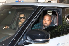 """51918143 Various members of the Kardashian clam are seen stopping by the Cedars Sinai Hospital to visit Lamar Odom on Thanksgiving in Los Angeles, California on November 26, 2015. Lamar's estranged wife Khloe Kardashian wrote on her blog that she was planning on having a """"Hospital Thanksgiving"""" with Lamar after she has a traditional holiday meal with her family. FameFlynet, Inc - Beverly Hills, CA, USA - +1 (310) 505-9876"""