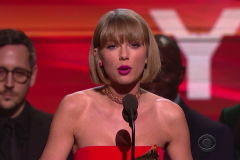 Taylor Swift 58th Grammys