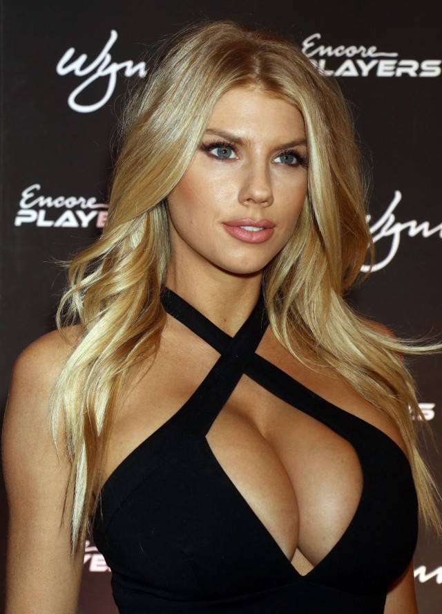 Charlotte McKinney Hosts The Encore Players Club Grand Opening ... Gerard Butler