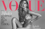 Gigi Hadid Vogue Paris