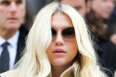 51975225 Pop star Kesha leaves the New York State Supreme Court on February 19, 2016 in New York City. Sony has refused to voluntarily release the pop star from her contract which requires her to make three more albums with producer Dr. Luke, a man she claims sexually assaulted her. FameFlynet, Inc - Beverly Hills, CA, USA - +1 (310) 505-9876