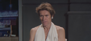 willem dafoe as marilyn monroe